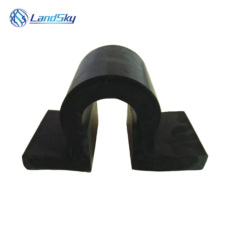 Marine rubber fender flat boat bumpers boat fender manufacturers large round boat fenders 100X61mm EPDM PVC NBR PVC PU yacht