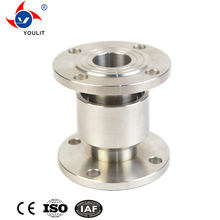 "2"" Stainless Steel Flange swivel rotary joint"
