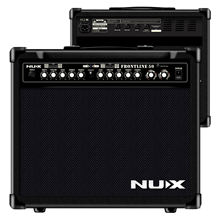 15W 20W 50W NUX Frontline 50 High Quality Guitar Amplifier for Sale