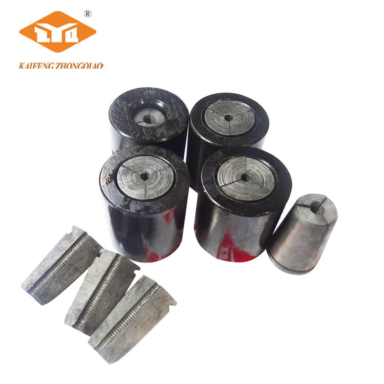 Prestressed High Tension Wire Plain Wire Indented Wire Cable Wedges Anchor