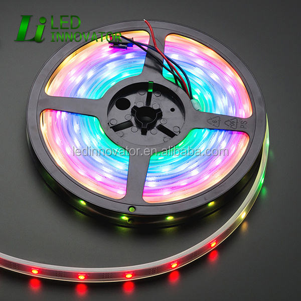 Factory Supply Dmx Led Strip 5050 Smd Rgb Flexibele Led Strip In Club Decoratie