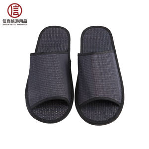High Quality Washable Hotel Slippers With Customized Logo