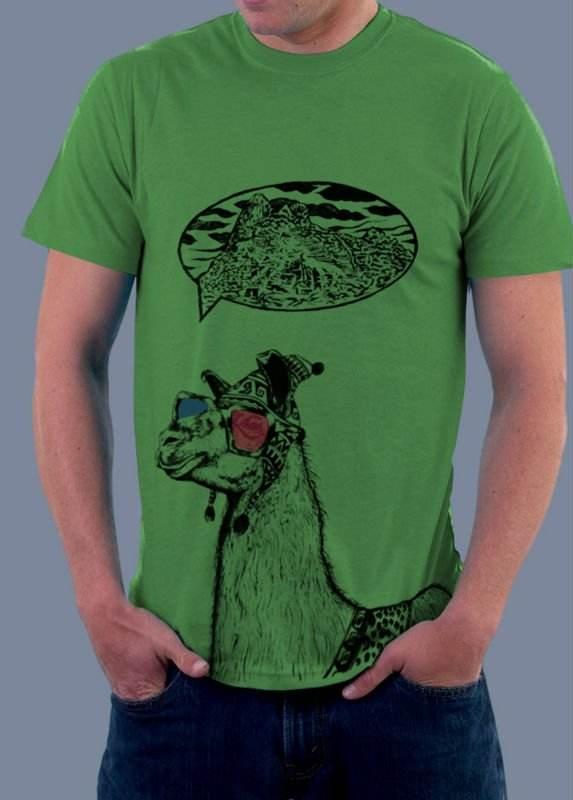 T-shirt apparel 100 Cotton (dazxto -Peru)