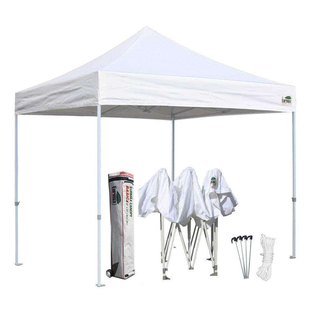 10x10 Ft venta al por mayor plegable dosel tienda comercio mostrar Pop al aire libre gazebo carpa para eventos