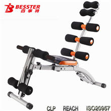 BEST JS-060S 8 PACK CARE home fitness AB FITNESS TOTAL GYM