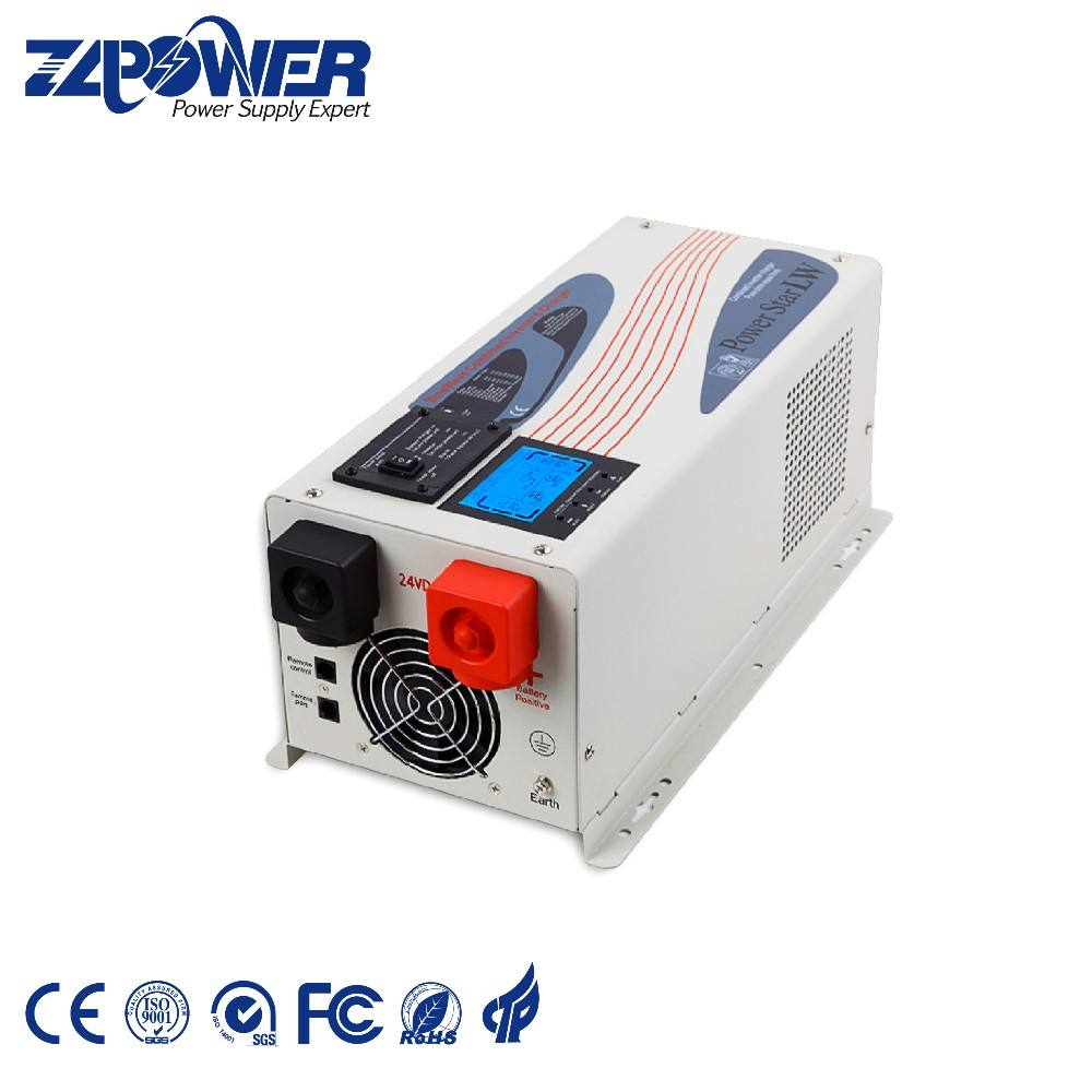 Low Frequency Home Inverter UPS Power Star Pure Sine Wave Inverter Charger