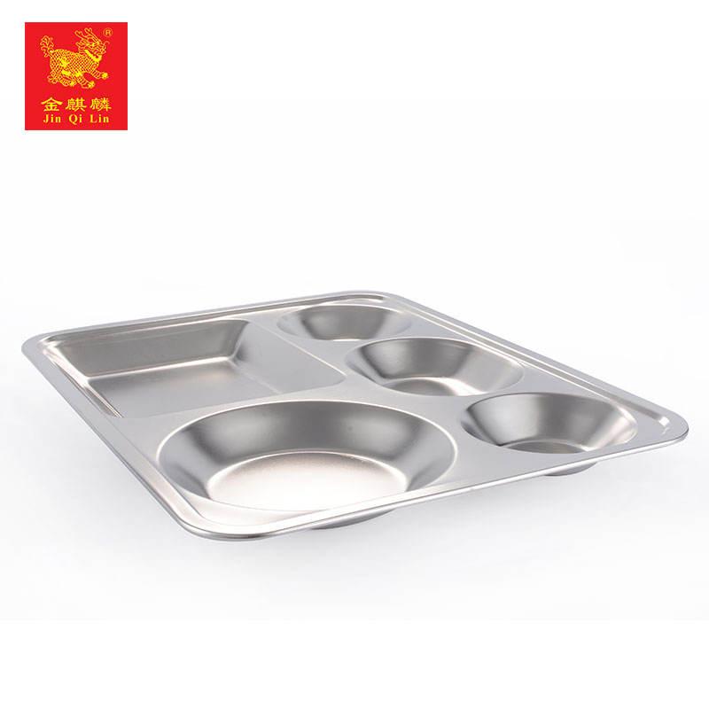 Yeni ürün sıcak satış paslanmaz çelik termal gıda plaka çin fabrikadan