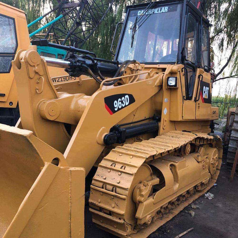 Great Quality Second Hand Original CAT Japan loader 963D 938 936 L oaders for sale in China with Cheap Price