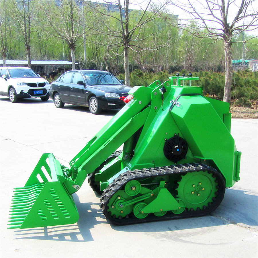 China Brand cheap skid steer for sale MS500 mini track loader with CE for sale