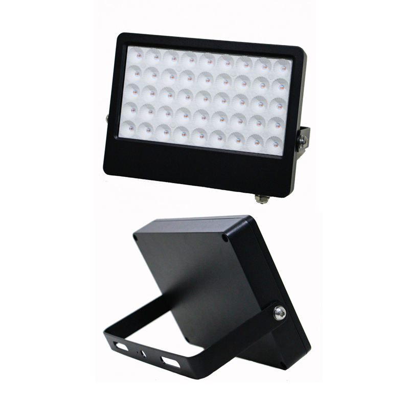 50w 60w led reflector cup outdoor light cover Led Floodlight Housing IP65