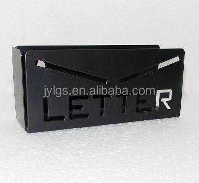 cheap metal desktop Letter holder