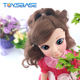 China Boneca Baby Alive Intelligent Fashion Dolls For Kids Walking Dancing And Singing Real Baby Dolls