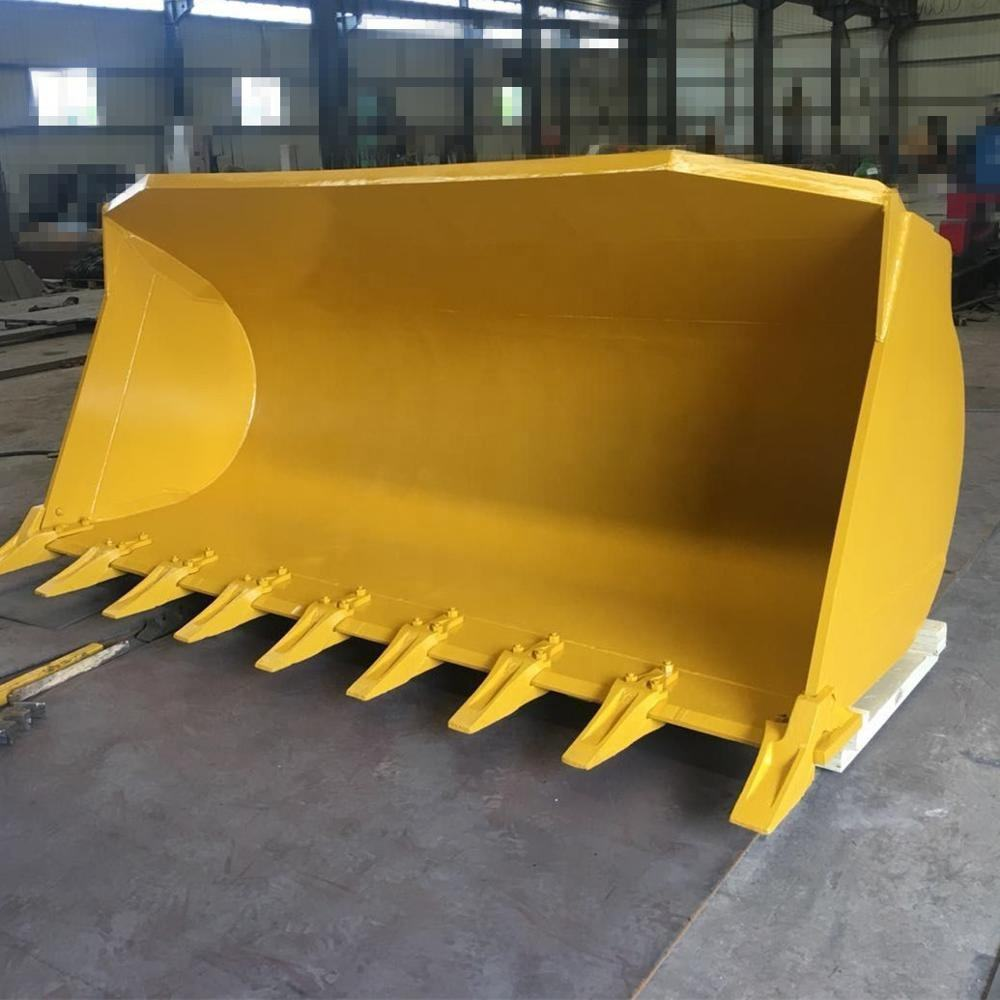 Wheel loader WA600 WA600-6 bucket 6.4CBM bucket