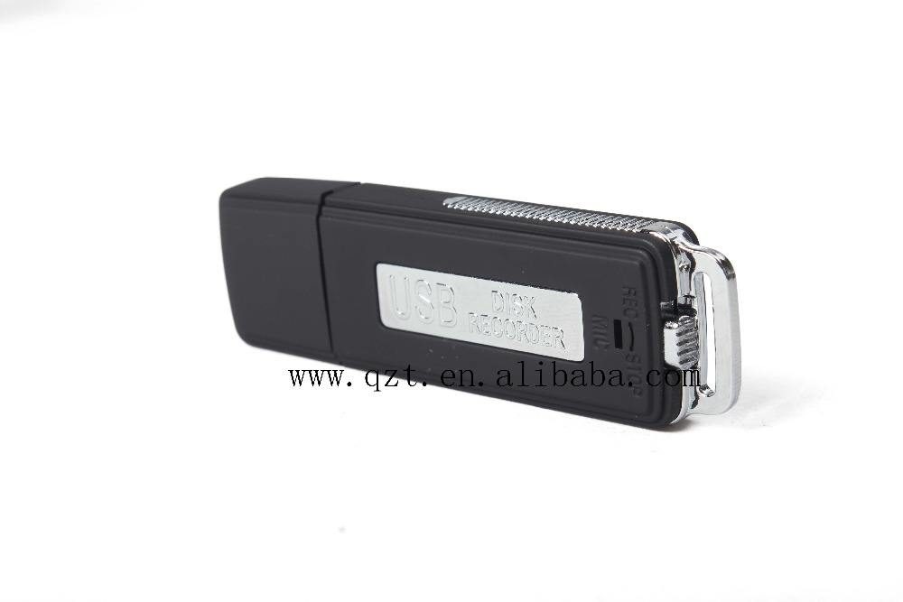 Digitale audio 8 GB voice recorder usb flash drive opname