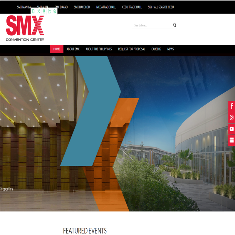 SMX exhibition trade show shipping company from China to Philippines