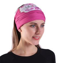 MOQ 1pcs wholesale Multifunctional Tube Buff Headwear for women