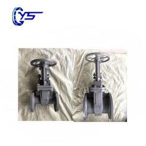 Russia Standard GOST Cast Steel Bolted Bonnet Gate valve