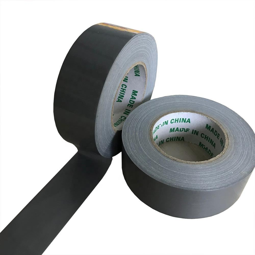 """Silver Extra-Heavy-Duty Duct Tape 48mm x 54.8m 3/"""" Core"""