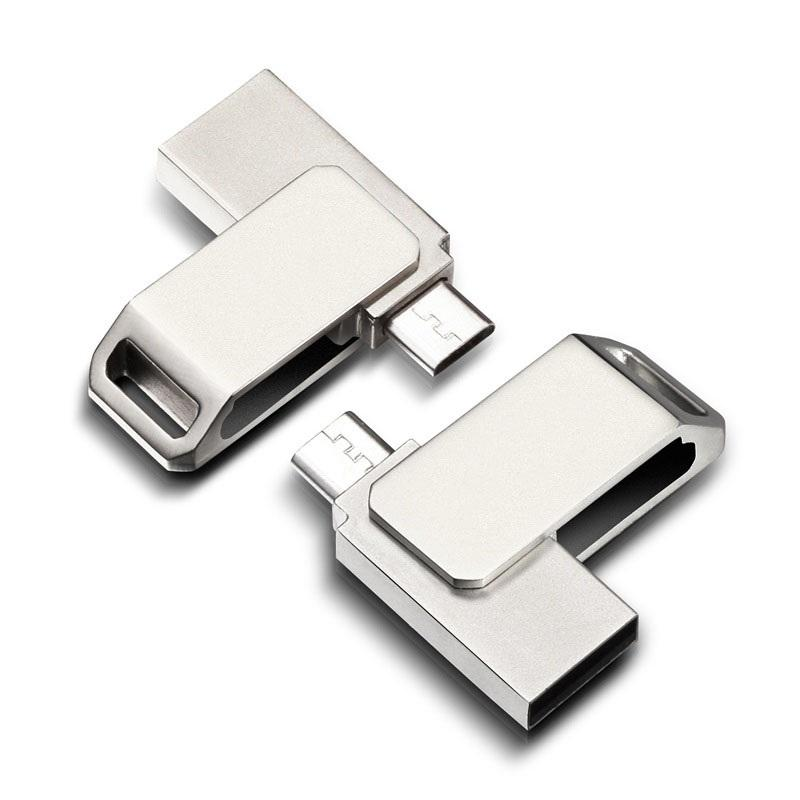 New Arrival Gift Smartphone OTG USB Token Pendrive Memory Stick With Logo