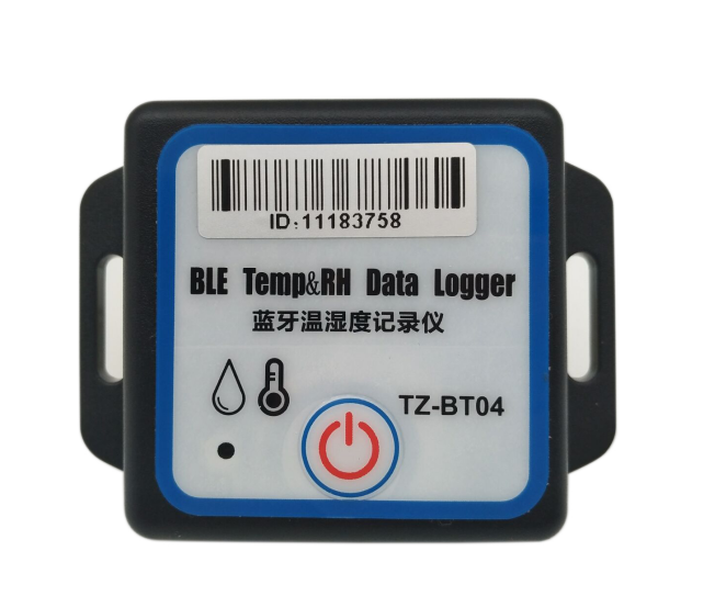 Connect with Phones and Tablets Bluetooth Temperature and Humidity Data Logger Temperature Sensor Wireless