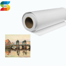Custom Canvas Print Printing Paper Fabric Roll