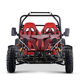 Adult electric 2 seater go kart 5000W 60V 4-wheel motorcycle