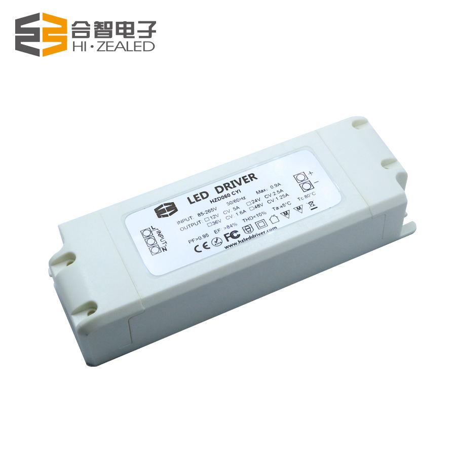 LED-Treiber Netzteil 12-18x1W 300mA Plastik-Gehäuße
