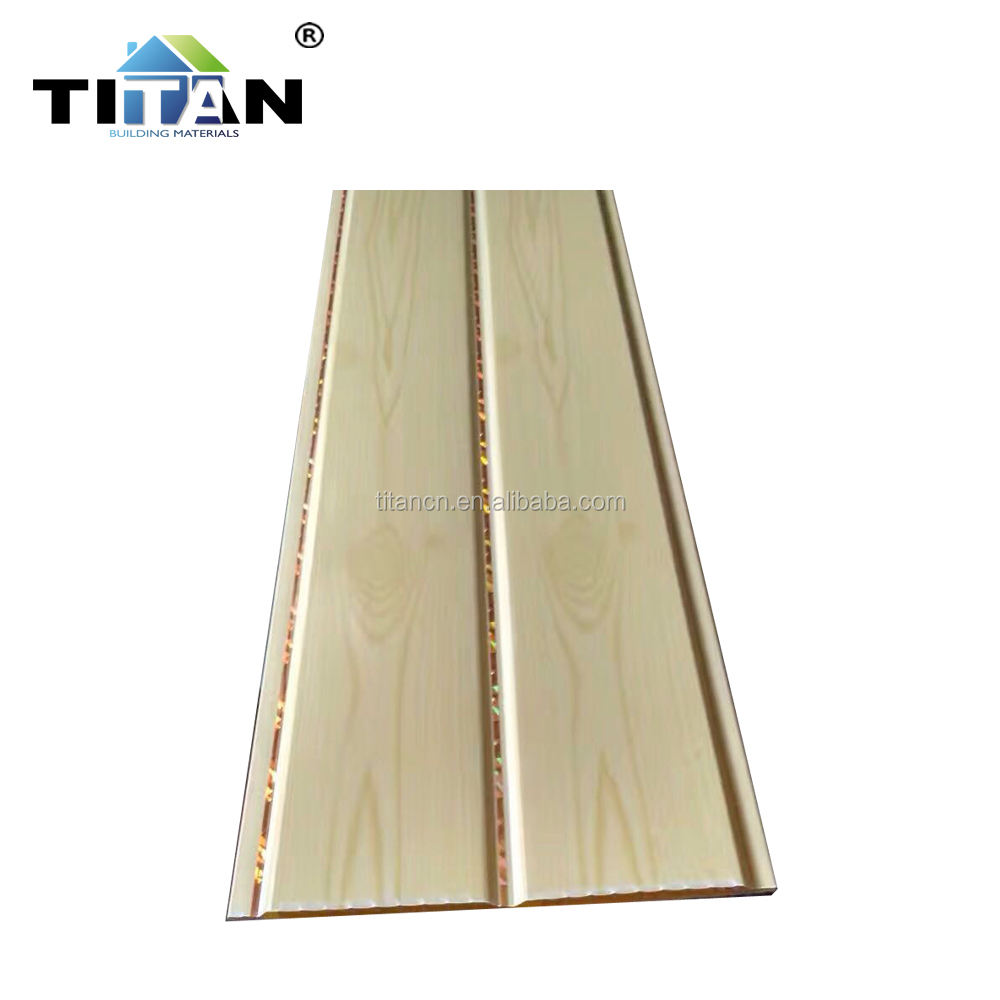 Exterior PVC Wall Panels Penal Suppliers, PVC Film Ceiling