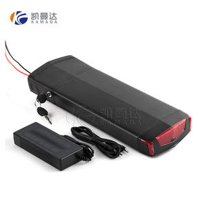 lithium ion ebike battery 36v electric bicycle battery 36v 10ah 11.6ah 13ah