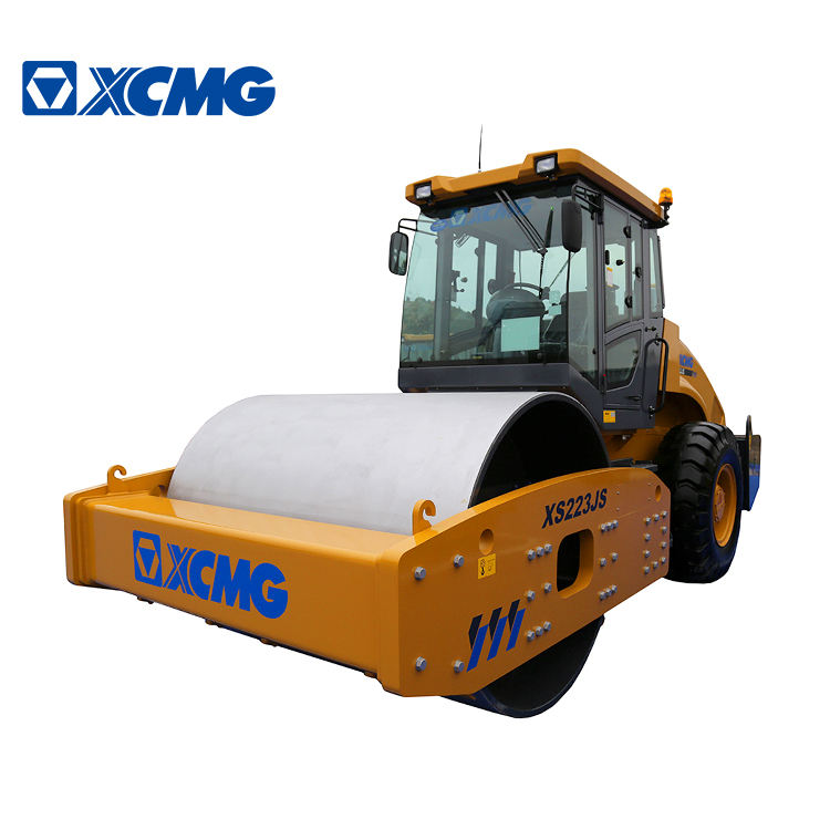 XCMG Ofiicial 도로 <span class=keywords><strong>롤러</strong></span> 22 톤 XS223J 단일 드럼 진동 <span class=keywords><strong>롤러</strong></span>