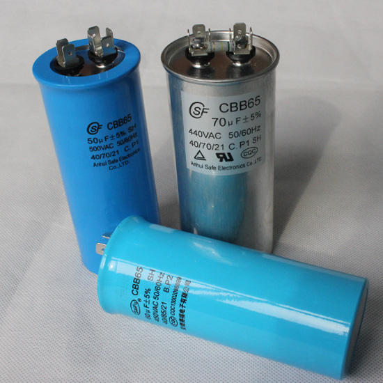 film capacitor 450VAC oil filled original manufacturer state-owned enterprises quality CBB65