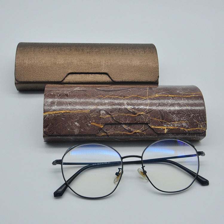 Factory Custom wooden Eye Glass Case For Wholesale