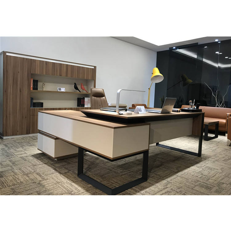 <span class=keywords><strong>Furniture</strong></span> Manager <span class=keywords><strong>Kantor</strong></span> <span class=keywords><strong>CEO</strong></span> Meja Desain Modern untuk <span class=keywords><strong>Kantor</strong></span> 702-T01