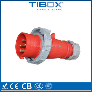 Industry plug and socket devices-China Supplier Ip67 4p electrical plug socket