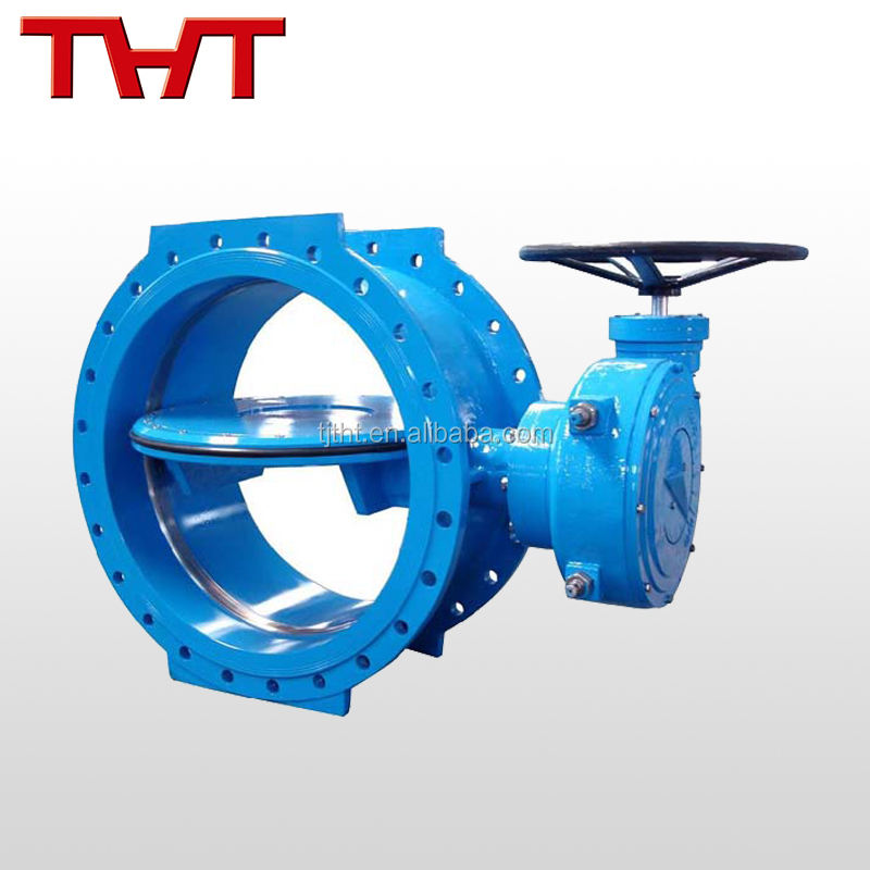 double eccentric butterfly valve with price list