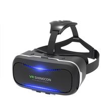 Wholesale easy operating 3d virtual reality vr glasses, vr GOGGLOES for HD movie