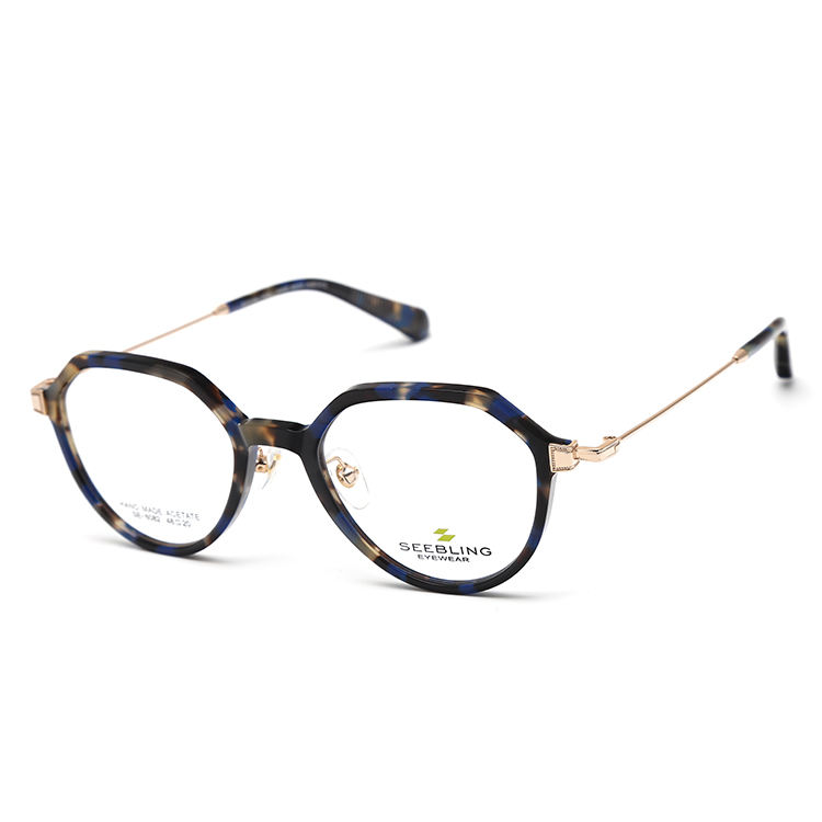 Optical Acetate Frame Brand Eyewear Korean Optical Frames New Design