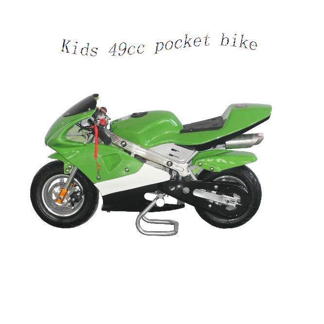 49cc cheap gas pocket bike scooter 49cc pocket bike mini moto