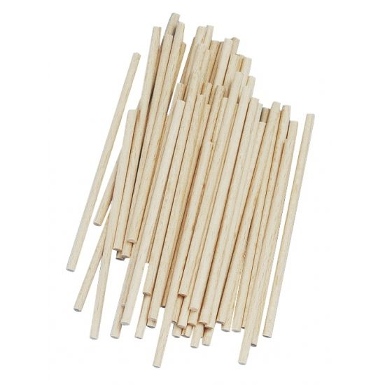 factory direct ecofriendly round wooden sticks