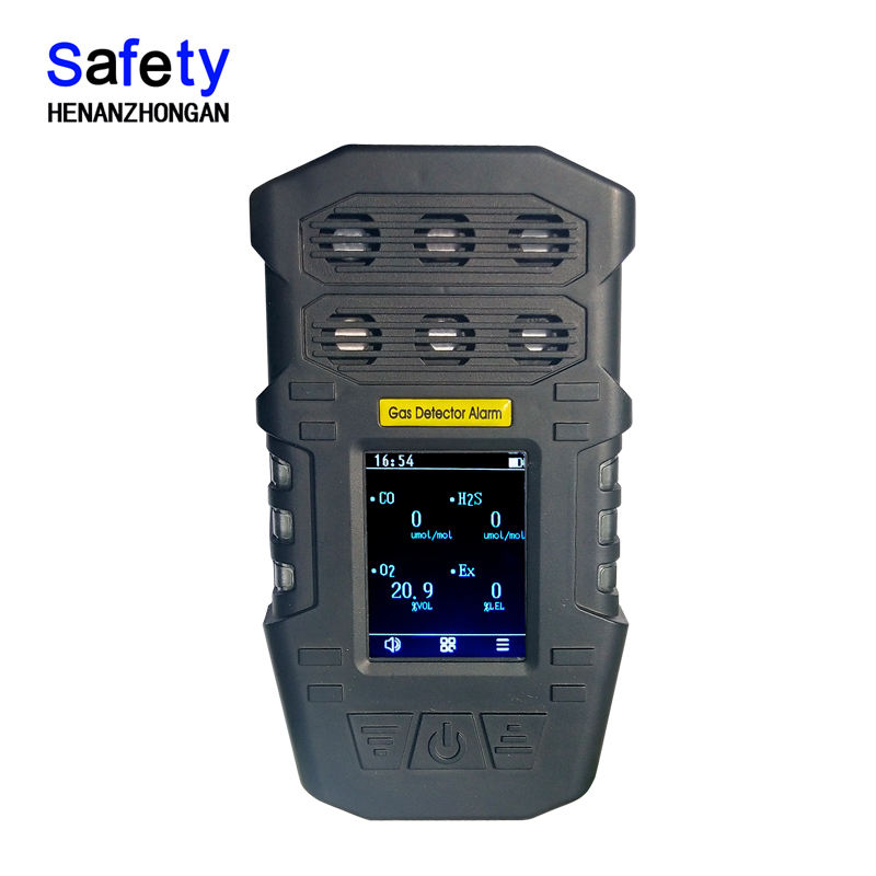multi portable gas detector c2h4 gas leak detection portable gas monitor