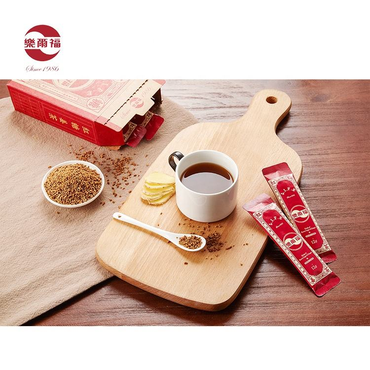 hot sale health care slimming brown sugar ginger tea sets gift for parents wife girlfriend friends