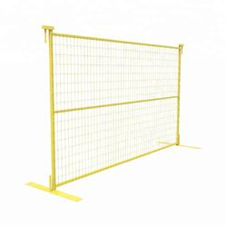 China Wholesale Cheap Steel Wire Mesh Canada Swimming Pool Fences Temporary fence