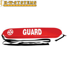 New lifeguard Best selling water safety Vinyl Coated Foam rescue tube with High quality for rescue