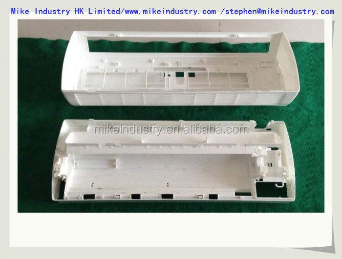 Air condition shell injection mould plastic housing air conditioner/air condition parts mould