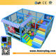 Cheap Small Space Kids Indoor Playground equipment Structure for Limited Budget
