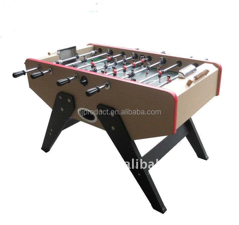"Good quality 55"" Professional large size modern Telescopic rod Football/ babyfoot/ kicker foosball /soccer game table"