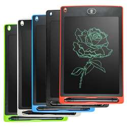 Magic drawing pad for kids memo lcd tablet rewritten board w
