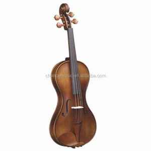 High quality 5 strings antique violin made in china