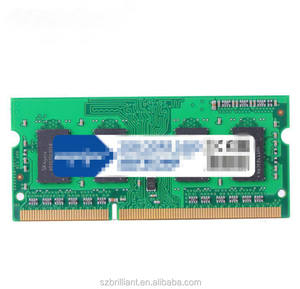 Sodimm 1.35V 204pin 1333mhz pc3L-10600 4gb ddr3 ram 가격 원래