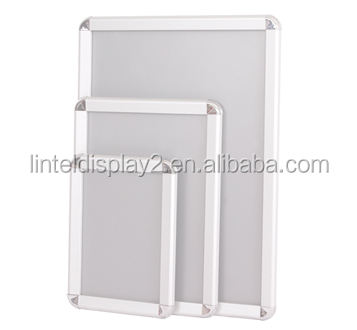 A1modern picture snap frames for cinemas advertising